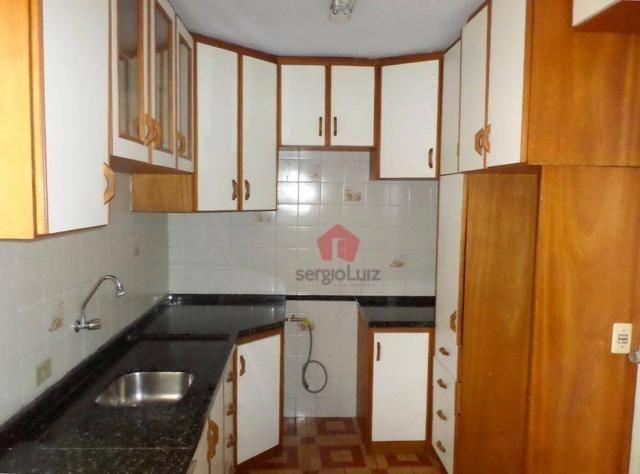 Apartamento com 02 dormitórios para locação no bairro Capão Raso - Curitiba/PR - Foto 4
