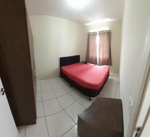 Alugo apartamento mobiliado com taxas inclusas - Foto 4