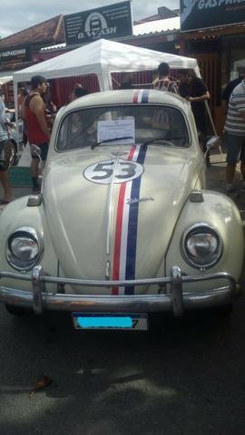 Fusca Herbie - ano 1966 - doc ok - Foto 7
