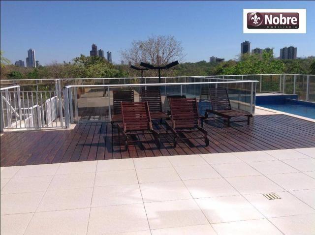 Apartamento com 4 dormitórios para alugar, 151 m² por r$ 3.805,00/mês - plano diretor sul  - Foto 8