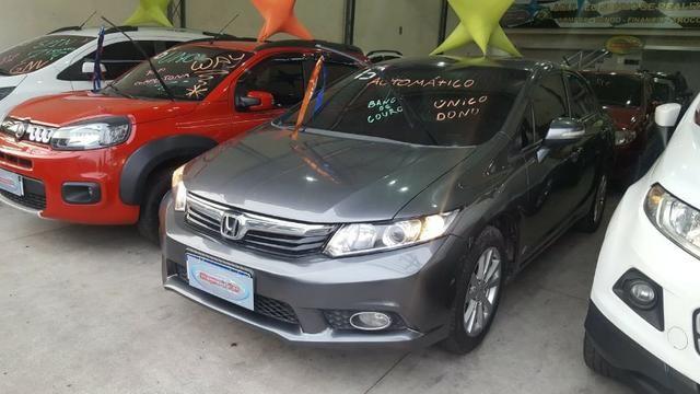 Honda Civic 2013 Automático Black Friday