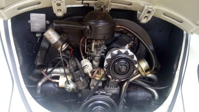 Fusca Herbie - ano 1966 - doc ok - Foto 8