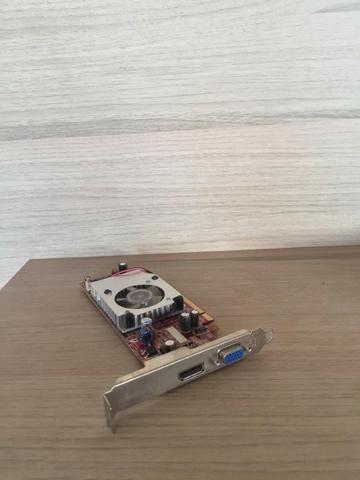 Placa De Vídeo Ati Radeon Hd3470 - 256 Mb - Foto 3