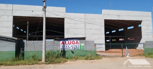 Galpão/depósito/armazém para alugar em Urlândia, Santa maria cod:44420