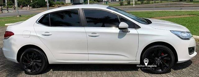 Citroën C4 Lounge Tendance Turbo THP 1.6 Flex Aut. Branco - Foto 5