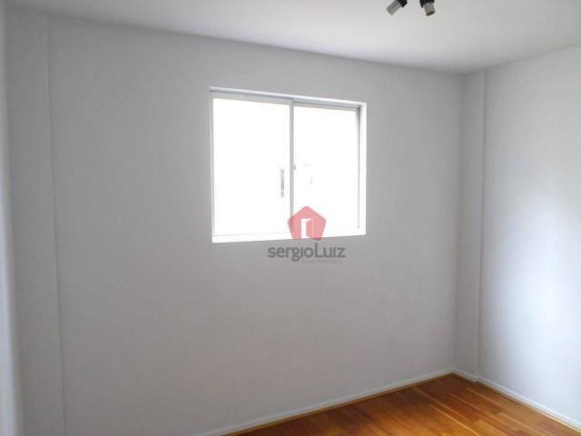 Apartamento com 02 dormitórios para locação no bairro Capão Raso - Curitiba/PR - Foto 5