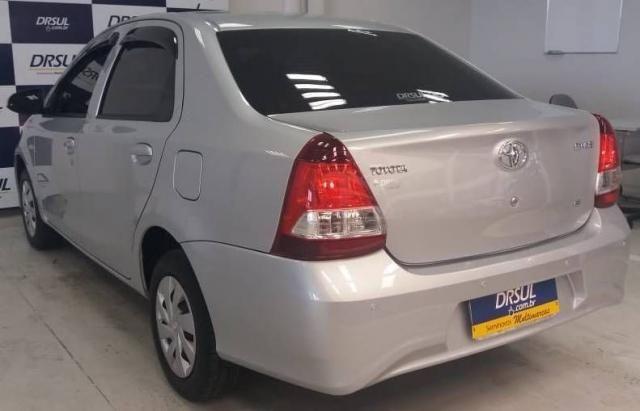 Toyota Etios X VSC 1.5 AT 4P - Foto 4
