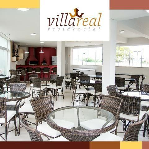 VillaReall Residencial Aptos 2 Dorms 58m2 2 Dorms 1 Vaga C/Varanda Lazer Completo - Foto 10