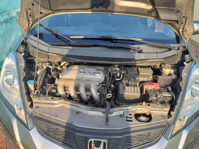 Honda Fit 1.4 Cinza Flex - Oportunidade - Foto 14