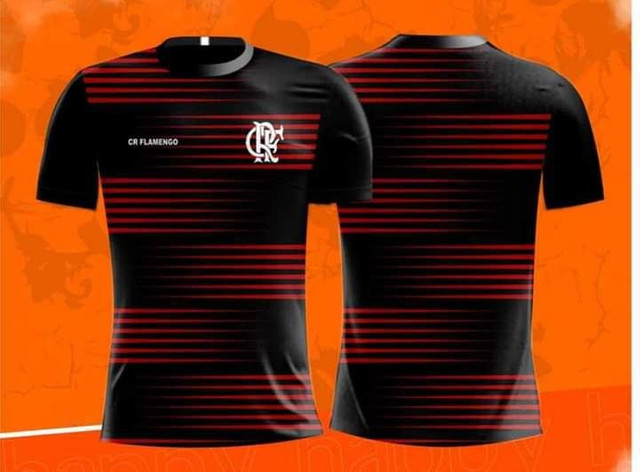 Camisas de times e shorts esportivo - Foto 6