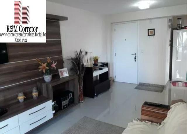 Apartamento à venda no bairro Meireles em Fortaleza-CE (Whatsapp) - Foto 3