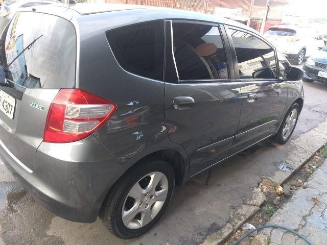 Honda fit lx automatico 2011 entrada rs- 3.900 - Foto 2