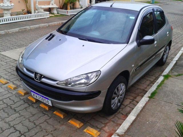 Peugeot 206 1.4 8v completo - vist 2020