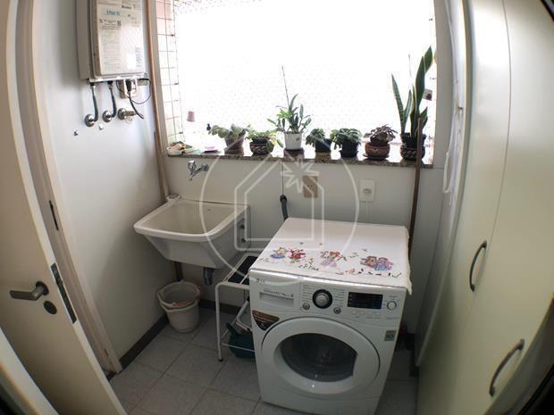Apartamento à venda com 3 dormitórios em Jardim botânico, Rio de janeiro cod:763737 - Foto 14