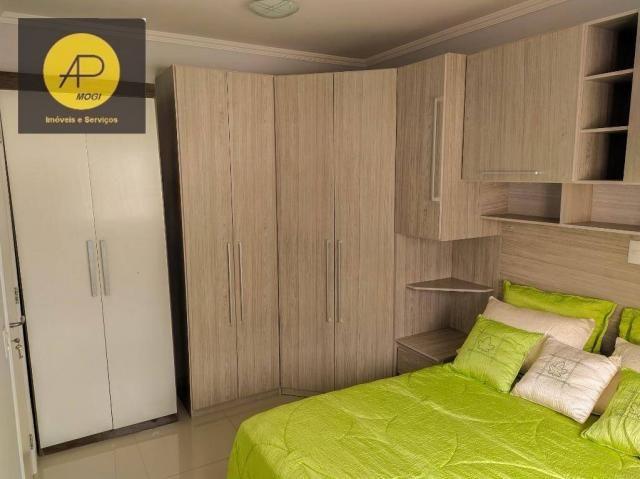 Apartamento com 1 dormitório para alugar, 46 m² - Centro Cívico - Mogi das Cruzes/SP - Foto 17