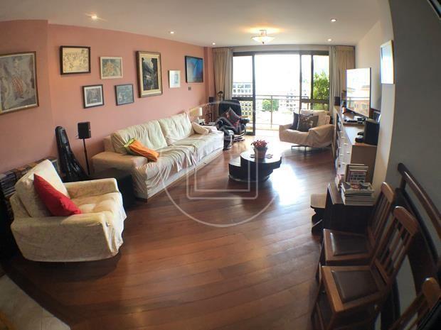 Apartamento à venda com 3 dormitórios em Jardim botânico, Rio de janeiro cod:763737 - Foto 3