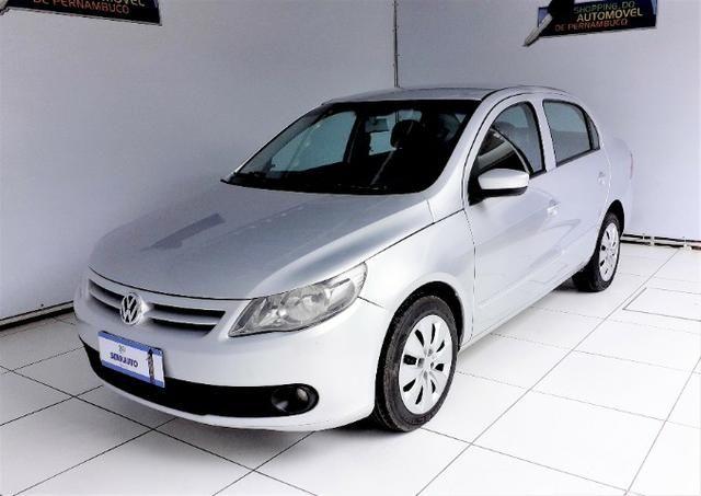 Volkswagen Voyage 2010 Ipva 2020 + Transferência + Tanque Cheio Grátis!!! - Foto 3