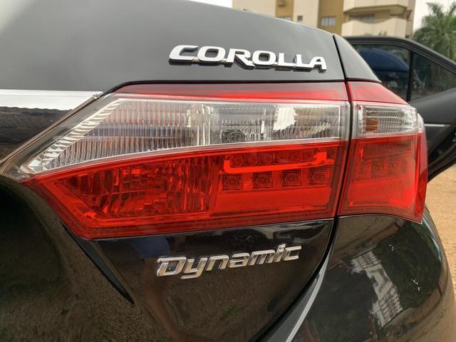 Vendo Corolla XEI Dynamic 2017 - Foto 12