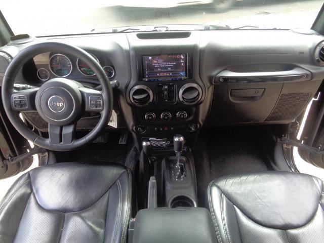 WRANGLER 2015/2015 3.6 UNLIMITED SPORT 4X4 V6 GASOLINA 4P AUTOMÁTICO - Foto 5