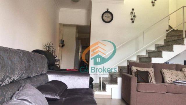 Sobrado à venda, 149 m² por R$ 720.000,00 - Bosque Maia - Guarulhos/SP - Foto 5