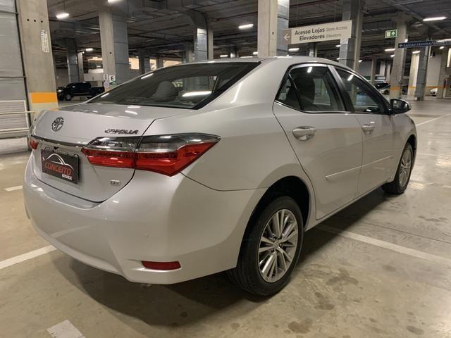 Toyota corolla gli 2018 automático c/ central multimídia impecável!!! - Foto 6