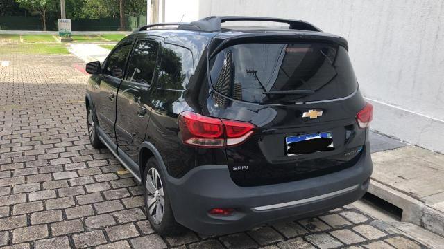 Chevrolet spin 2019/2020 1.8 activ7 8v flex 4p automático - Foto 5