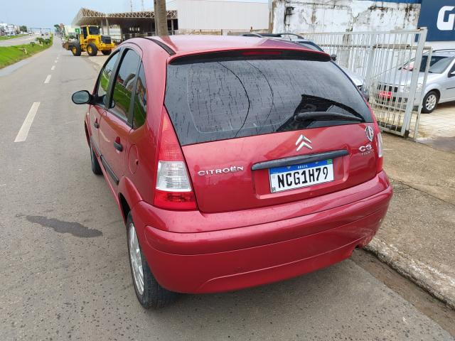 CITROËN C3 2010/2011 1.4 I GLX 8V FLEX 4P MANUAL - Foto 4