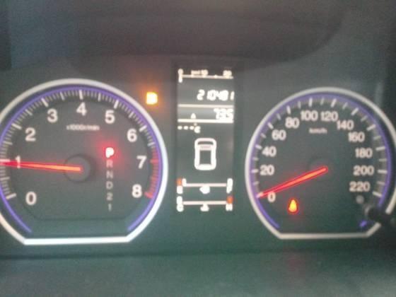 CRV 2008/2008 2.0 EXL 4X4 16V GASOLINA 4P AUTOMÁTICO - Foto 6