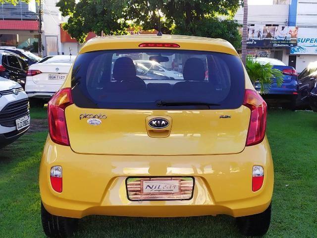 Kia Motors Picanto EX 1.0 Flex Mec - Foto 6