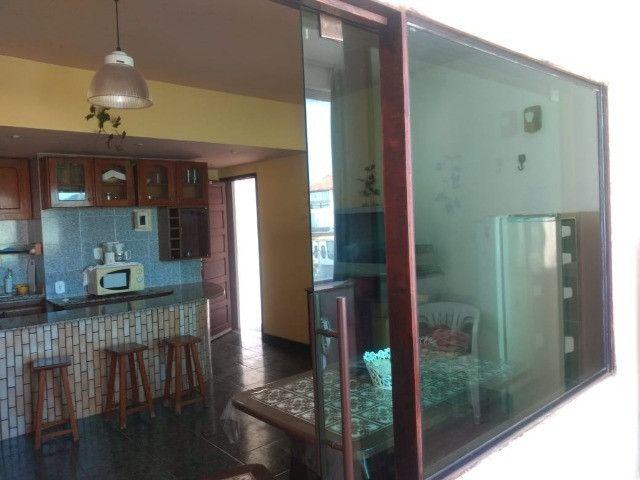 Apartamento temporada  quarto/sala co vista para a lagoa em Iguaba - Foto 3