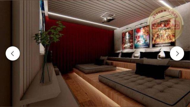 Apartamento com 2 dormitórios à venda, 83 m² R$ 442.000,00 -Canto do Forte, Praia Grande - Foto 15