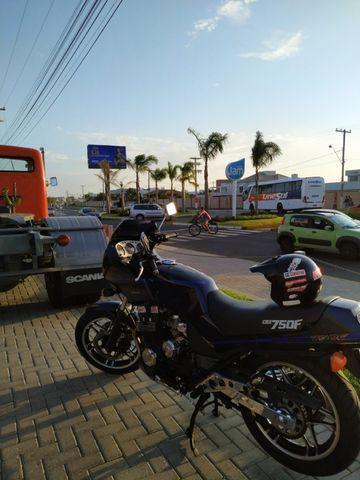 Honda CBX 750 - Foto 5