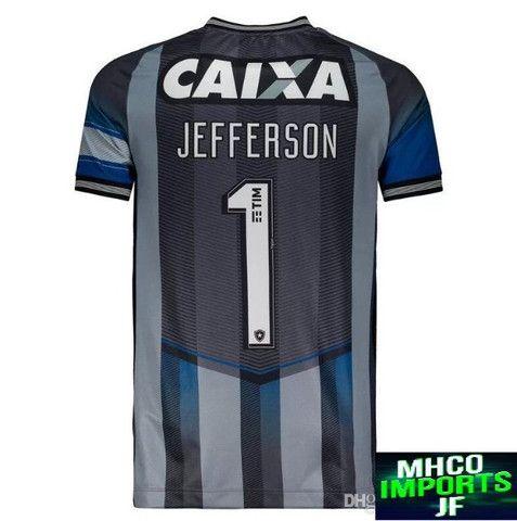 Camisa Botafogo Despedida Jefferson - Foto 2