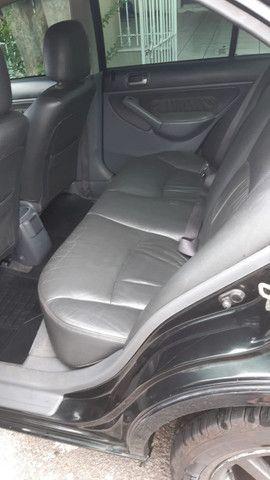 Vendo Civic LXL 2006 Completo + multimídia - Foto 6