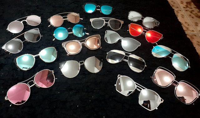 Vendo óculos de sol - Foto 3