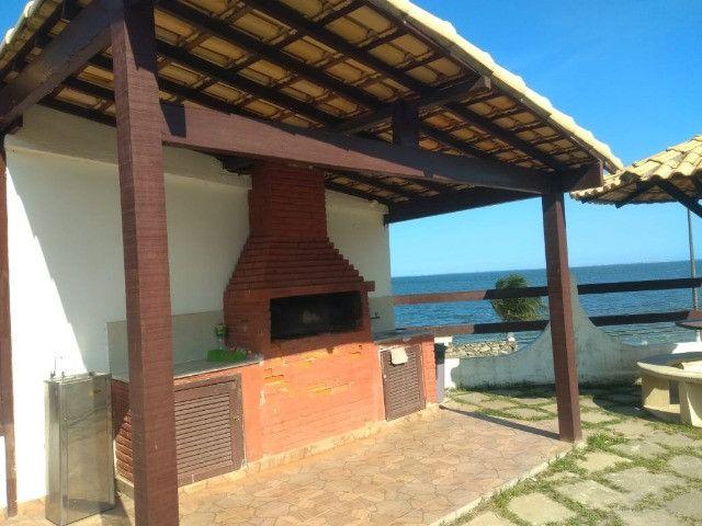 Apartamento temporada  quarto/sala co vista para a lagoa em Iguaba - Foto 15