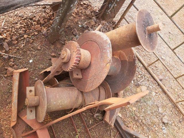 Catraca de cabo de aço - Foto 2