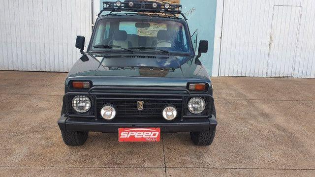 Lada Niva 1.6 Pantanal 4x4 1991/1991 - Foto 2