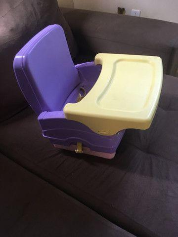 Cadeira de alimentação  - Foto 4