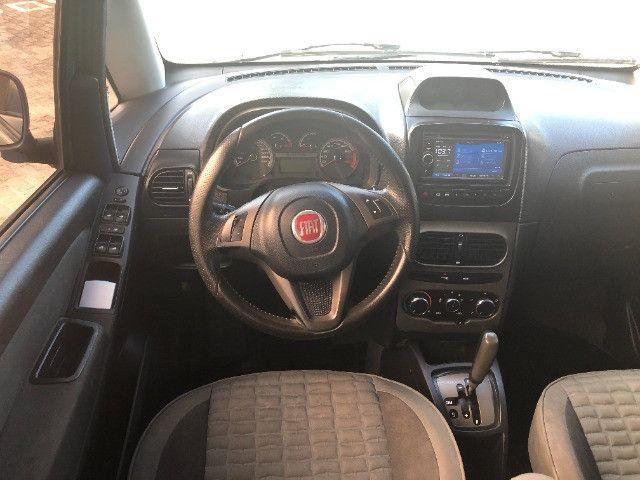 Fiat Idea Adventure Automático 2015/2015 C/ Multimídia Apenas 65 Mil KM Rodados - Foto 9