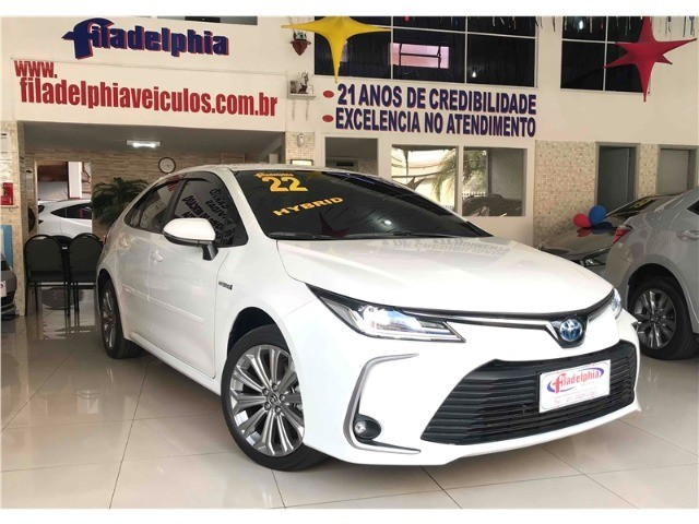 Corolla Altis Hybrid - 2022
