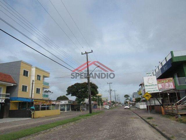 ? Principal via comercial de Itapoá: Prédio c/ 2 salas + Apto - Foto 3