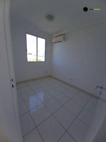 Apartamento com 2 dormitórios para alugar, 55 m² por R$ 1.100,00/mês - Rita Vieira - Campo - Foto 3