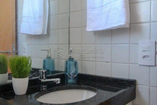 JO-Lindo apartamento mobiliado com 3/4 em Muro Alto - Foto 10