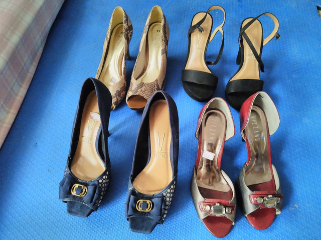 Sapatos feminino usadas  - Foto 2