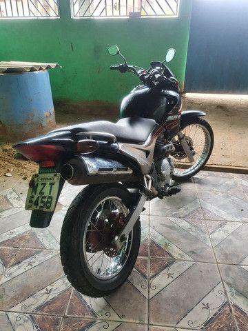 Moto falcon nx4 400