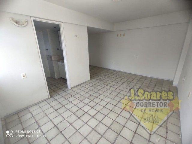 Manaíra, Beira-Mar, 2 quartos, 60m², R$ 1550 C/Cond, Aluguel, Apartamento, João Pessoa - Foto 4