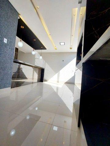 Casa para venda com 125 metros quadrados com 3 quartos no Residencial Veredas dos Buritis - Foto 13