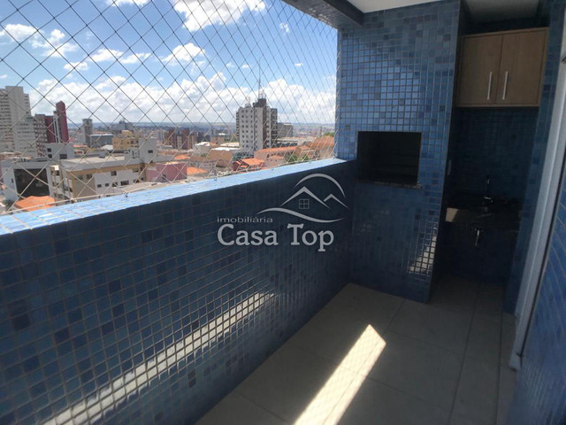 Apartamento para alugar com 3 dormitórios em Centro, Ponta grossa cod:3911 - Foto 9