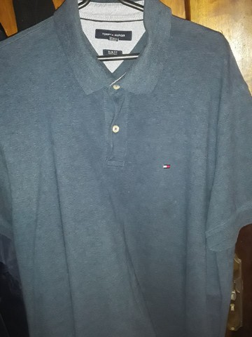 Camisa Polo Plus Size tamanho XG